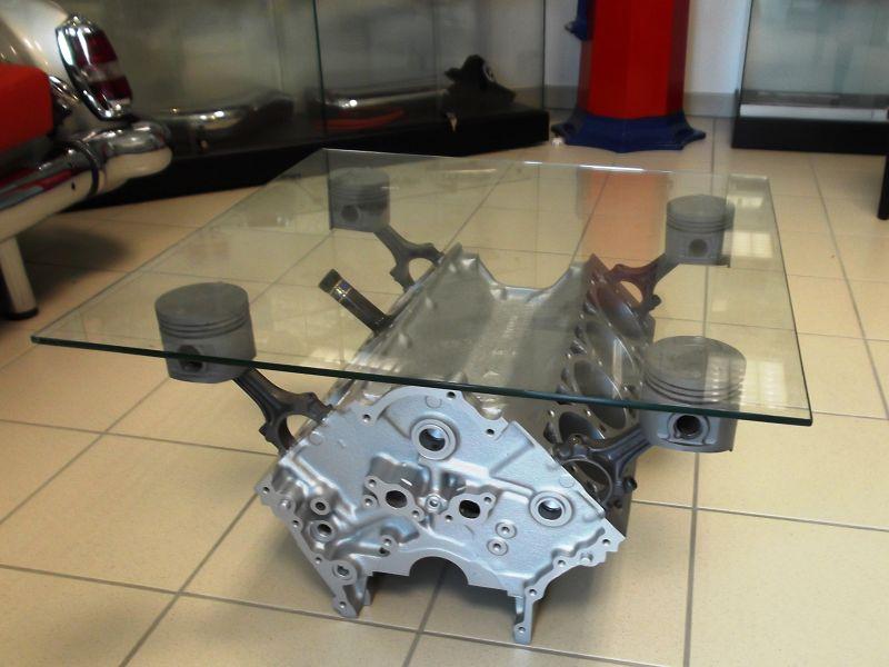 Tisch Aus Mercedes W 108 35 L